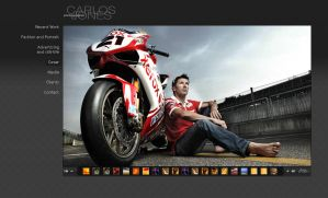 Carlso Jones Site preview by camilojones