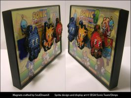 Sonic Advance 3 Chao Magnets 2 by souldreamx