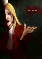 Not Tomorrow - Silent Hill by symphonymilner