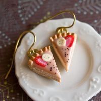 Caramel Cream Tarts by JanetSaw
