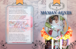 Tribute to Maman Agnes by DamzelD