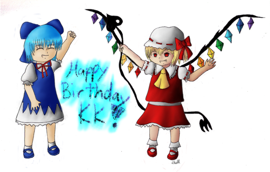 Happy Birthday KK by 331060