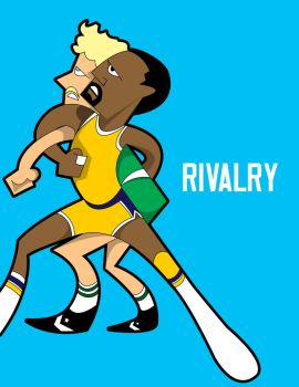 Rivalry by frreal