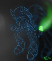 :Sonic Chaos Dash: by scrble567