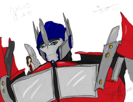 Request - Prime and guardian colored by MNS-Prime-21