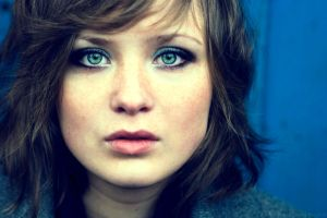 Autumn has turquoise eyes 3. by xdramatique