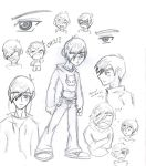 New Charecter HES EMO by FatYogi