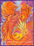 Phoenix of Flame Renewed by rachaelm5