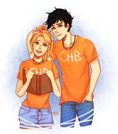 Percabeth by itsnucleicacid
