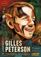 Legends: Gilles Peterson by prop4g4nd4