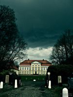 Horrordorf by cybiegraphy