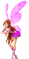 Winx Andy Believix 3D by xXSunny-BlueXx