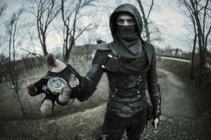 Garrett Thief cosplay #2 by Venen
