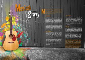 Musical Gravy article by jordman
