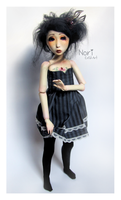 Nori BJD by Enid-art by Enid-art