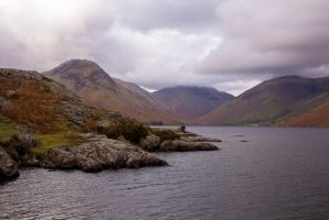 Wast Water 4 by RaeyenIrael-Stock