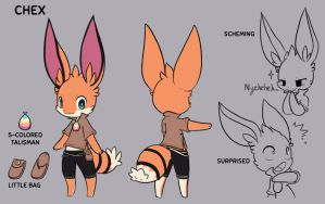 Chex, Schemer Rabbicat by Bukoya-Star