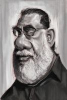 Francis Ford Coppola by keizler