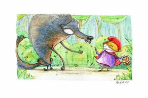 All times classic- Nell80 by childrensillustrator
