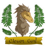 clever girl by Tagath