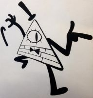 Bill Cipher by RedApropos