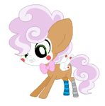 Custom: Shipping Foal for StarryOak by Strawberry-Spritz