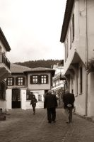 The Streets of Xanthi by erene