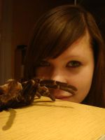 with spider by ettelienne