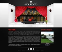 Mock up for Real Estate by creativeIdeas83