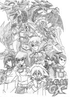 Yu-Gi-Oh Generation neXt by TruesdaleLover