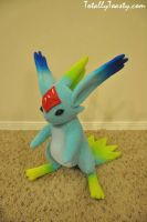 Final Fantasy 8 Carbuncle Plush by hiyoko-chan