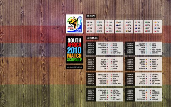 world cup - South Africa 2010 by ayeb