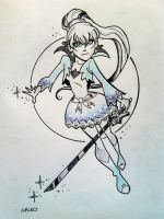 Weiss NYCC2014 by BillWalko