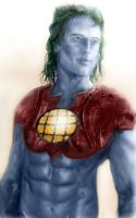 Captain Planet by AceMan528