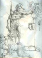 Liberty And Justice Forlorn by photosynthesist