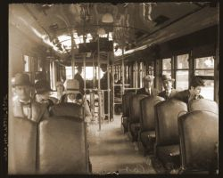1921 Bus Man by ExtraNoise