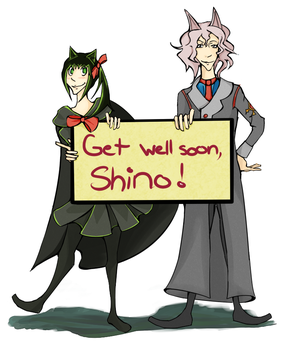 Get Well Shino by spaz-by-design