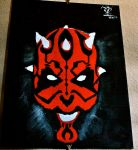 Darth Maul: creative title :P by Arnumdrusk