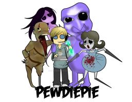 PEWDIEPIE by PuriPuddingChan