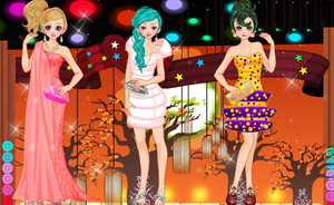 The Fashion Factor Dress up Game by willbeyou