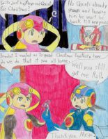 Living with Megaman 028 by preceptorexe
