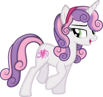 Sweetie Belle by TheShadowStone