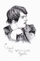 Gerard Way Sketch by khammoun