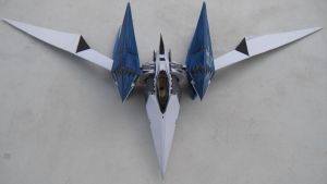 Arwing WIP XIX by archus7