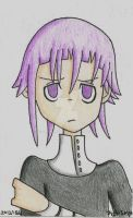 Crona for V0ltaire by SkyHighFae