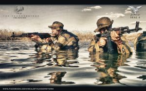 SEAL TEAM 6 (Operation Thunderstorm ) by Simba-Sherif