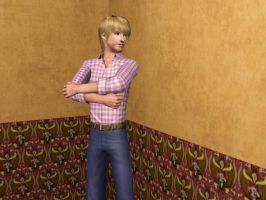 Pewdiepie 2- Sims 3 by missxmello