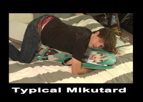 Typical Mikutard by Mefistores777