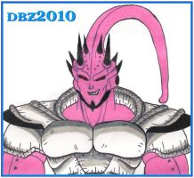 super buu henlong ID by DBZ2010
