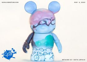 Vinylmation - Mulan by Mametchi